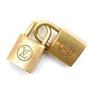 #34028 Gold Lock Keepall Speedy  No Key #229 Bag